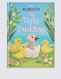 the ugly duckling book m u0026s