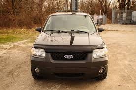 Ford Escape Suv - 2005 ford escape xlt 4x4 black suv sale