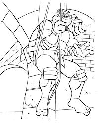 teenage mutant ninja turtles coloring pages printable coloring