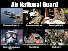 National Guard Memes - image 251233 what people think i do what i really do know