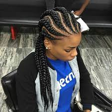 images of french braid hair on black women 20 fancy french braids for black women