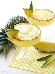 pineapple rum sangria recipe party ideas party printables