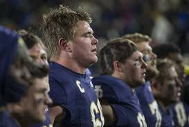 Quenton Nelson Bench Press Staying Power Mcglinchey Won U0027t Waffle On The Idea Of A Notre Dame