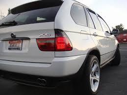 Bmw X5 E53 - white x5 2002 3 0i angel eyes mod much more xoutpost com