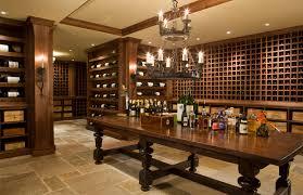 wine cellar table wine cellars we love boston design guide