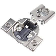 soft close cabinet hinges shop richelieu 10 pack 4 1 2 in x 2 1 2 in gray concealed soft close