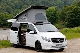luxury minivan mercedes bespoke mercedes vito camper conversions ai campers