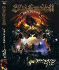 blind guardian imaginations through the looking glass dvd at