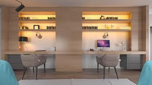 Schreibtische F Teenager 36 Inspirierende Home Office Arbeitsplätzen Die Funktion Von 2