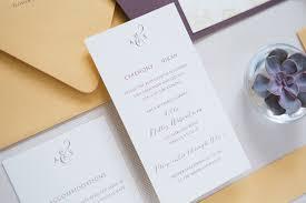 wedding envelope custom wedding invitations by ellie custom wedding