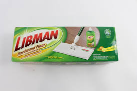 libman hardwood floor cleaning system property room