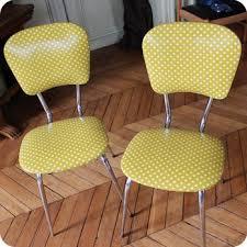 chaise de cuisine meubles vintage chaises fauteuils chaise de cuisine ées 60