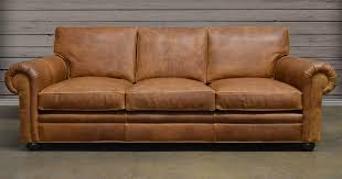 Genuine Leather Sofa Sets Furnitures Classy Full Grain Leather Sofa For Luxury Living Room