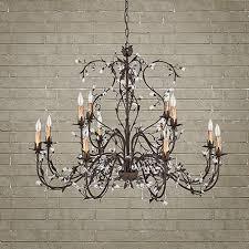 arhaus chandelier 12 light chandelier arhaus furniture