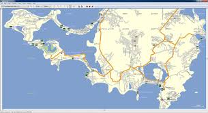 Map Of St Barts by St Martin Gps Map For Garmin Gpstravelmaps Com