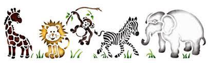 nursery stencils wall to wall stencils products