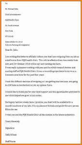 9 nursing resignation letter cashier resume