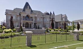 large mansions rocmary place in ontario homes of the rich