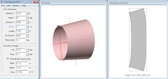 free download cone layout software planning a tapered steam locomotive boiler new hshire garden