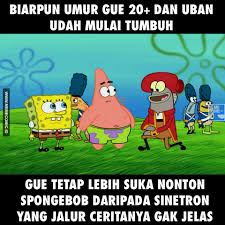 Meme Spongebob Indonesia - meme comic spongebob expo dp bbm