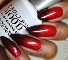 lechat mood heart u0027s desire simply into my nails