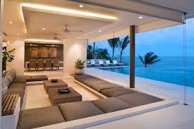 cool modern rooms cool living room on big modern living room barrowdems