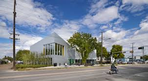 hammer town highlands branch library schmidt hammer lassen architects