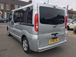 renault trafic 2010 used silver renault trafic for sale kent