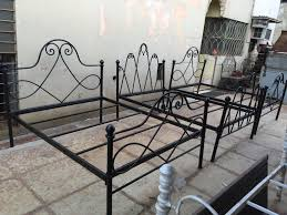exclusive design iron bed furniture at best price jodhpur