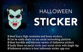 halloween sticker books halloween stickers spooky pumpkin stickers android apps on