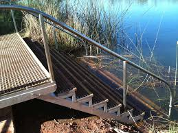 Abrasive Stair Nosing by Frp Stair Treads Access Systems Treadwell Group