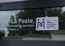 recherche bureau de poste résultats de recherche le portail des maisons de services au