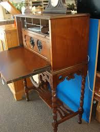rare find atwater kent pooley radio cabinet from 1926 works all