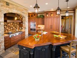 mahogany kitchen designs kitchen island styles hgtv