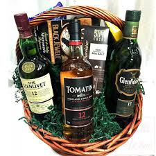 scotch gift basket gift basket