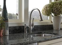 delta kitchen faucet delta kitchen faucet new allora pull faucet