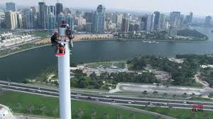 Flag Pole Winch Tallest Flagpole In Sharjah Short Youtube