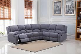 Corner Recliner Leather Sofa Fabric Corner Recliner Sofa Www Redglobalmx Org