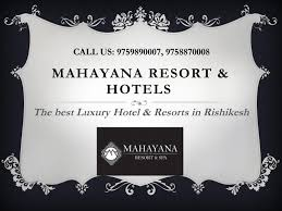 best luxury hotel u0026 resorts with spa near neelkanth road rishikesh