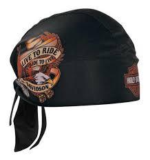 Black American Flag Bandana Harley Davidson Men U0027s Headwraps U0026 Bandanas Wisconsin Harley Davidson