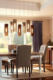 Dining Room Light Fixtures by Mesmerizing Brushed Nickel Dining Room Light Fixtures Verambelles