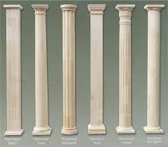 Decorative Column Wraps Colonial Pillars Curb Appeal That Counts