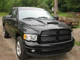 Dodge Ram Truck Grills - dodge ram rumble bee hood scoop hs006 mrhoodscoop