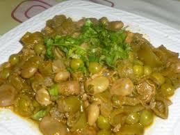 des recettes de cuisine algerien recette tbikha légumes en sauce cuisine algérienne