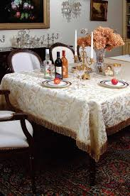 Dining Room Tablecloths by Luxury Damask Tablecloths