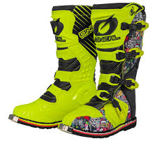 green dirt bike boots oneal rider eu crank motocross boots new arrivals ghostbikes com