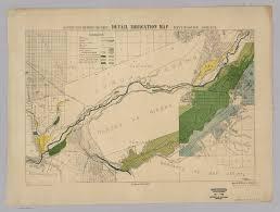 Map Of Riverside Ca Riverside Detail Irrigation Map David Rumsey Historical Map