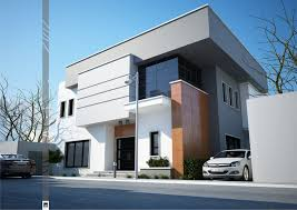 villa with modern design use your imagination