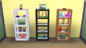 mod the sims grand designs collectible shelf maxis match