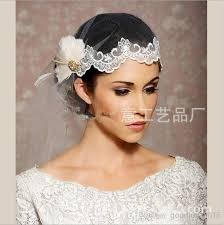 headdress for wedding 1 5m ivory rhinestone wedding headdress feathers bridal veil